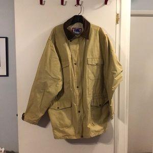 Koolahroo men's barn jacket.